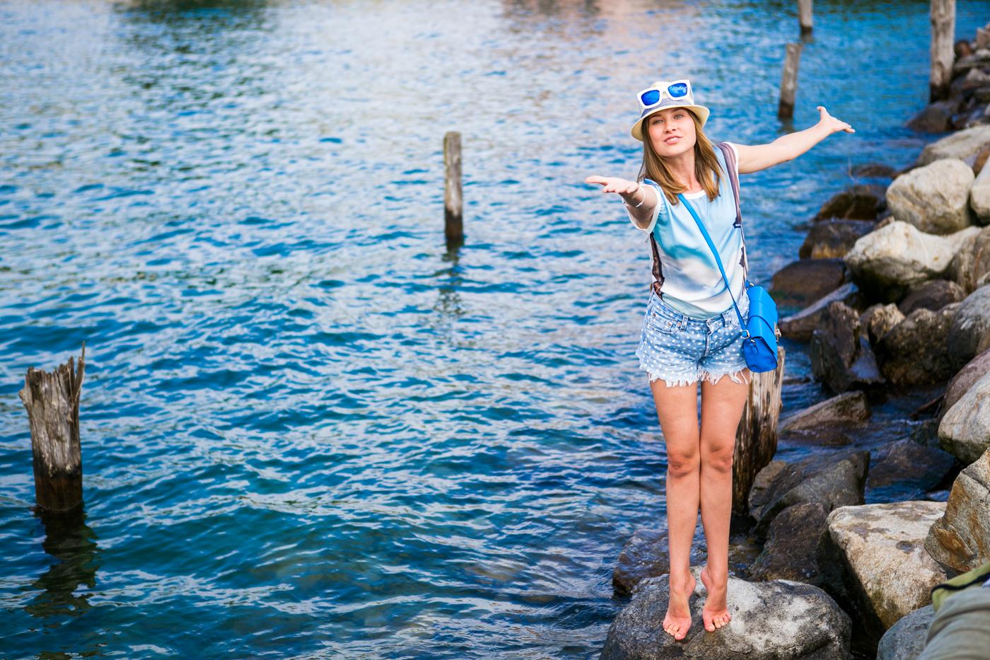 thecablook darya kamalova fashion blog street style denim shorts ash booties hm hat iseo lake piramidi di zona brescia-100