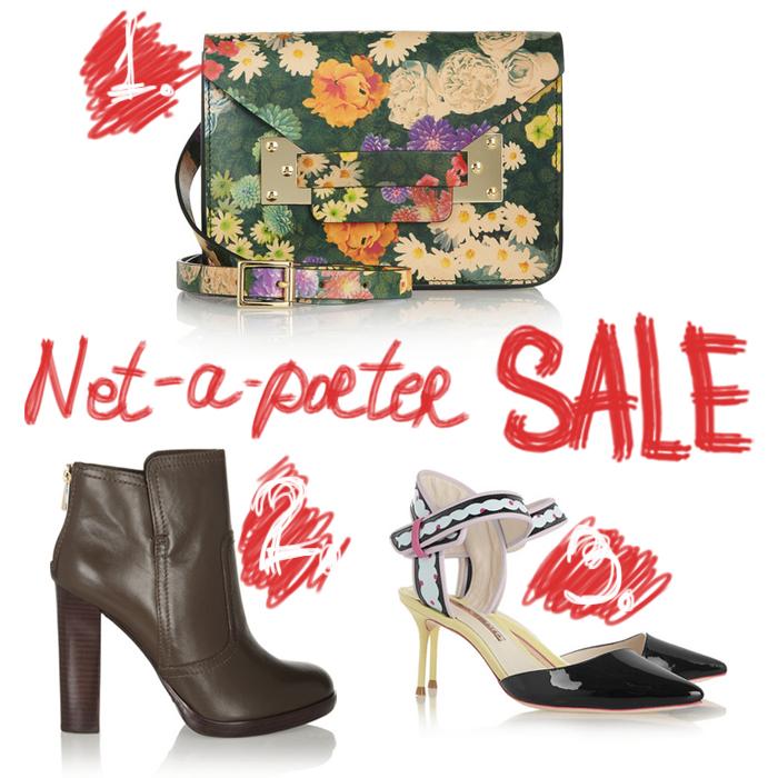 thecablook darya kamalova i choose sale net a porter sophia webster shoes heels tory burch ankle boots sophie hulme envelope mini floral print shoulder bag