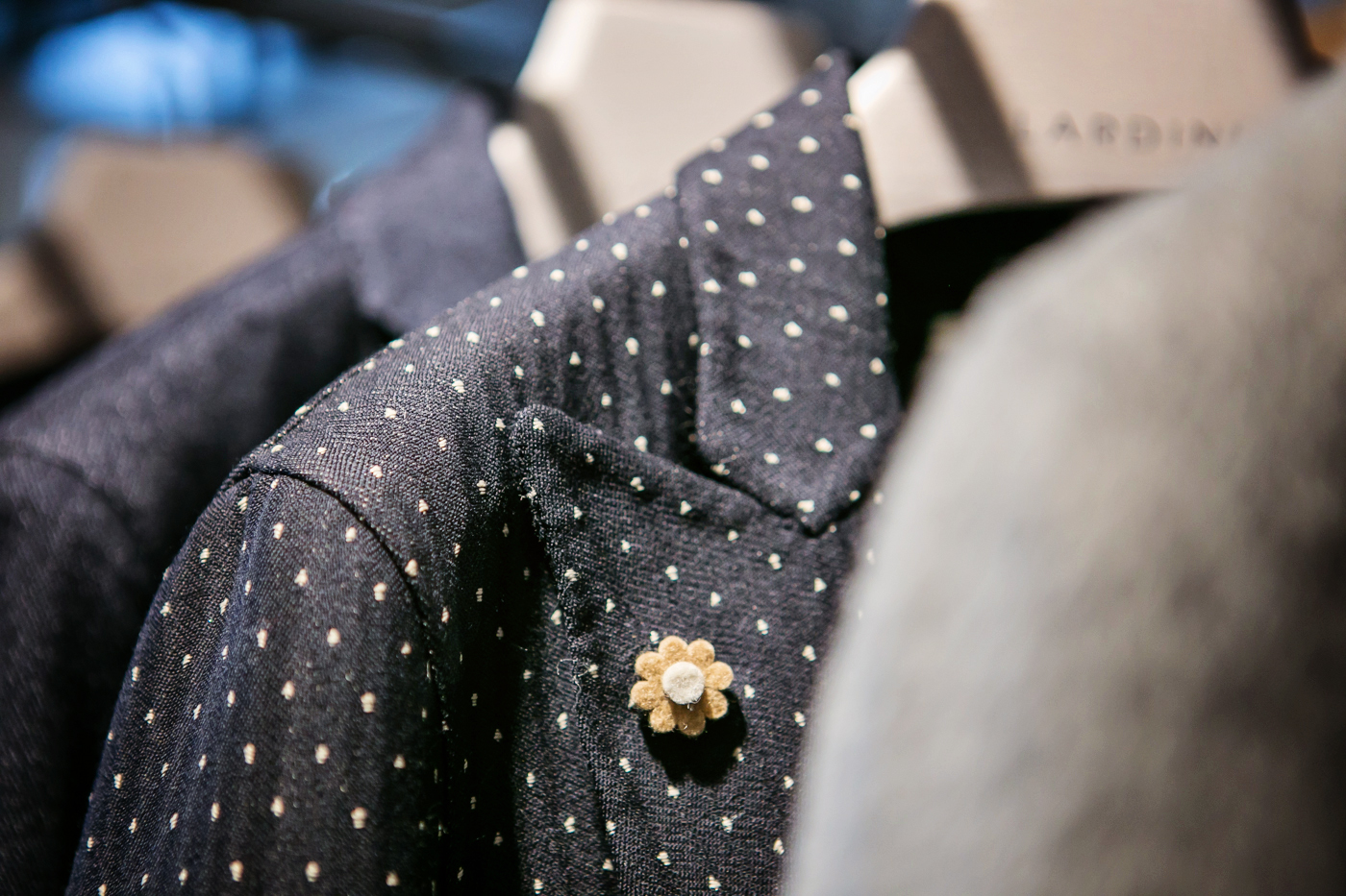 darya kamalova from thecablook com on lardini presentation in Milan and in attila showroom wearing lardini perfect black jacket with marni retro clutch and sophia webster kitten heels-17